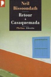 Retour à Casaquemada - Couverture - Format classique