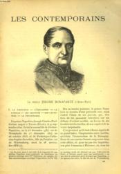 Les Contemporains N°398. Le Prince Jerome Bonaparte (1822-1890). - Couverture - Format classique