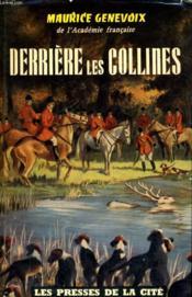 Derriere Les Collines - Couverture - Format classique