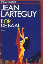 L'Or De Baal - Couverture - Format classique