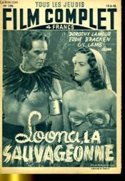 Tous Les Jeudis Film Complet N° 106 - Soona, La Sauvageonne - Couverture - Format classique