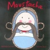 Moustache - Couverture - Format classique