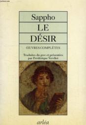 Desir (Oeuvres Compl7tes) (Le) - Couverture - Format classique