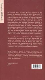 1939, le pacte germano-sovietique - 4ème de couverture - Format classique