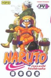 Naruto t.14 - Couverture - Format classique