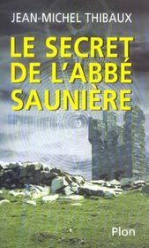 Le Secret De L'Abbe Sauniere - Intérieur - Format classique