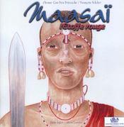 Maasai - L'Etoffe Rouge, Maasai Orubeka - 1 Des Tanzaniens - Intérieur - Format classique