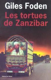 Tortues de zanzibar (les) - Intérieur - Format classique