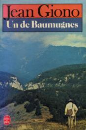 Un de Baumugnes - Couverture - Format classique