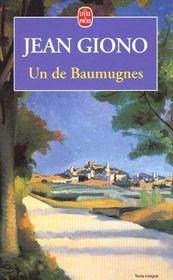 Un de Baumugnes - Intérieur - Format classique
