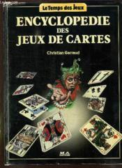 Encyclopedie Des Jeux De Cartes. - Couverture - Format classique