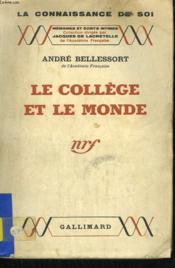 Le College Et Le Monde - Couverture - Format classique