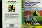 Les Six Compagnons Et L'Ane Vert - Couverture - Format classique
