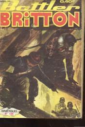 Battler Britton - Objectif : Goliath - Bimensuel N° 106 - Couverture - Format classique