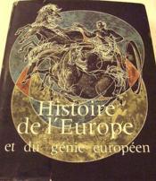 Histoire de l'Europe et du génie européen. - Couverture - Format classique