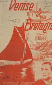 Venise Et Bretagne - Romance. - Couverture - Format classique