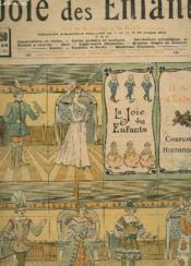 La Joie Des Enfants - N°4 - 15 Mai 1904 / Jeu Et Occupations A La Maison... - Couverture - Format classique