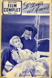 Tous Les Jeudis - Film Complet N° 334 - Le Desir Et L'Amour - Couverture - Format classique