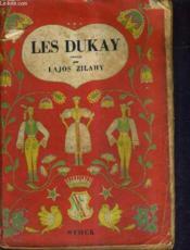 Les Dukay. - Couverture - Format classique