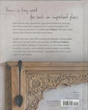 A Life Less Ordinary - Interiors And Inspirations - 4ème de couverture - Format classique
