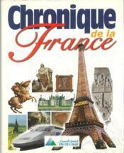 Chronique de la France - Couverture - Format classique
