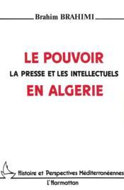 Algerie (L') Du Sahara Au Sahel - Couverture - Format classique