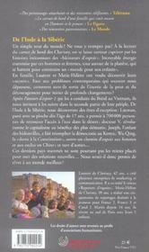 Passeurs d'espoir- tome 2 - 4ème de couverture - Format classique