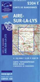 Aire-sur-la-Lys - Couverture - Format classique