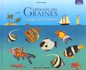 Créer avec des graines mer et poissons - Intérieur - Format classique