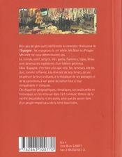 Espagne - 4ème de couverture - Format classique