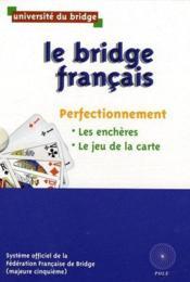Le bridge francais : coffret perfectionnement - Couverture - Format classique