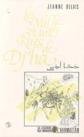 Les mille et un rires de Dj'ha - Couverture - Format classique