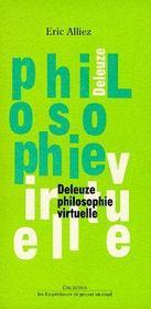Deleuze Philosophie Virtuelle - Couverture - Format classique
