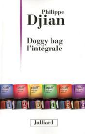 Doggy bag ; intégrale - Couverture - Format classique