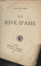 La Rive Dasie. - Couverture - Format classique