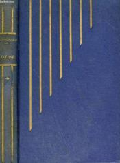 L'Epopee Au Faubourg. Titine. Histoire D'Un Viol. - Couverture - Format classique