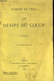 Les Desirs Du Coeur. - Couverture - Format classique