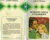 Le Destin Veille A Valderosa - The Velvet Touch - Couverture - Format classique