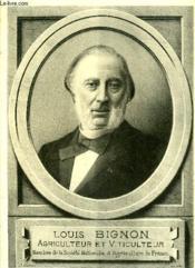 Louis Bignon - Medaillons Bordelais - Livraison N° 95 - Couverture - Format classique