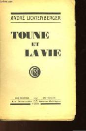 Toune Et La Vie - Couverture - Format classique