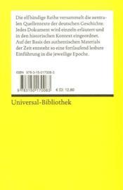 Kaiserreich und erster weltkrieg ; capes agreg 2003 - 4ème de couverture - Format classique