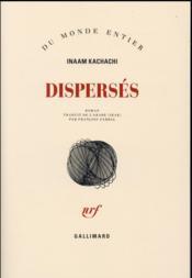 Dispersés - Couverture - Format classique