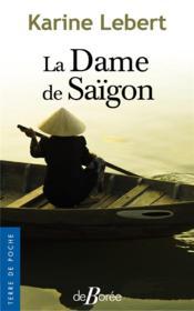 La dame de Saïgon - Couverture - Format classique