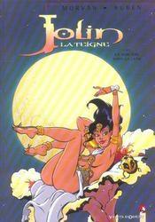 Jolin la teigne t.2 ; la sorcière dans la lune - Intérieur - Format classique