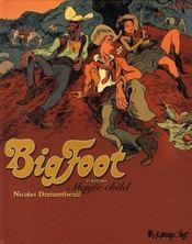 Big Foot T.1 ; magic child - Intérieur - Format classique