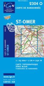 Saint Omer - Couverture - Format classique