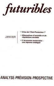 Futuribles No40 Janvier 1981 - Couverture - Format classique