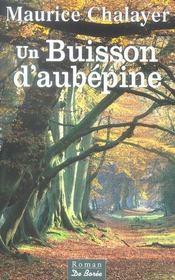 Buisson D Aubepine (Un) - Intérieur - Format classique