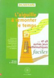Aiguille A Remonter Le Temps - Intérieur - Format classique