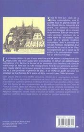 Les Voies De La Priere Contemplative - 4ème de couverture - Format classique